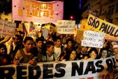 Manifestações em Belém 2013