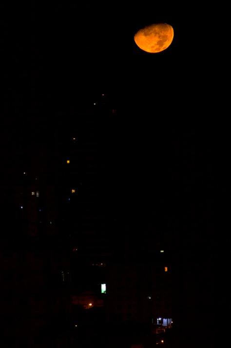 Vista da rua Boaventura da Silva em direção a Alcindo Cacela no bairro do Umarizal. Belém, Pará, Brasil. Foto Paulo Santos 13/07/2014