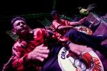 Festival de carimbó de Marapanim. O município de Marapanim, no nordeste do Pará, recebe nos dias 29, 30 e 31 de maio o Festival do Carimbó, uma celebração da manifestação cultural que no ano de 2014 recebeu o título de Patrimônio Cultural Imaterial da Cultura Brasileira. Pará, Brasil. Foto Paulo Santos 29/05/2015