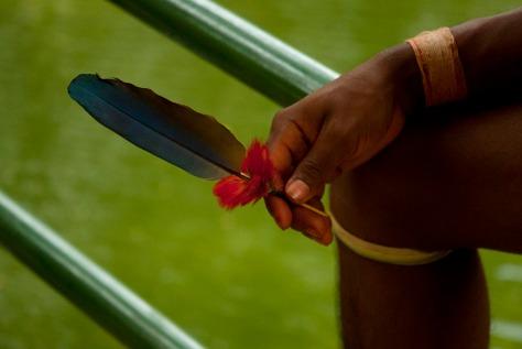 Indígenas Jogos - Paragominas
