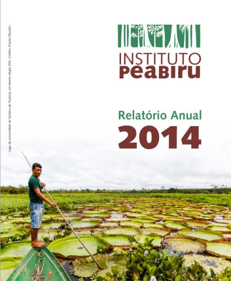 Peabiru Relatório 2014