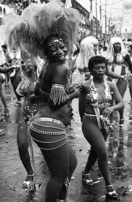 Carnaval em Belém . 1985 Foto Paulo Santos