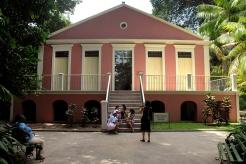 Museu Paraense Emílio Goeldi Rocinha Belém, Pará, Brasil. Foto Paulo Santos