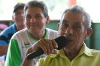 Comunitários durante o VIII Encontrão Foto Paulo Santos