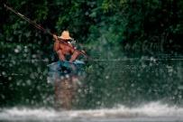 PESCA DO PIRARUCU Amazonas, Brasil Foto Paulo Santos/