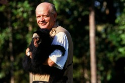 Pesquisador Marcio Ayres ( 1954-2003 ), criador da reserva de Mamirau·, a primeira a trabalhar com o conceito de RDS, Reserva de Desenvolvimento Sustent·vel. Centro Nacional de Primatas.Ananindeua, Par·, Brasil.Foto Paulo Santos